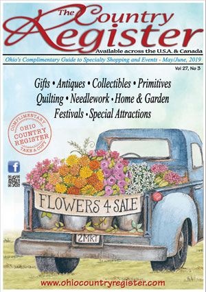 Ohio Country Register Current Issue
